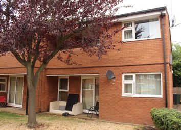 Thumbnail 1 bed flat to rent in Durham Road, Loughborough