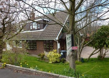 Thumbnail 3 bed detached house to rent in Chestnut Road, Loggerheads, Market Drayton