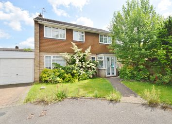Thumbnail 3 bed link-detached house to rent in Albury Close, Hampton