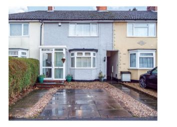 Thumbnail 2 bed terraced house for sale in Church Grove, Birmingham