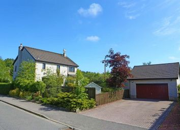 Thumbnail 5 bed detached house for sale in Caerketton, 4 The Smithy, West Linton