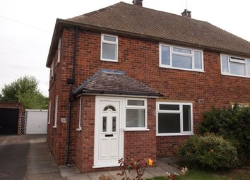 Thumbnail 3 bed property to rent in Fairfax Road, Market Harborough, Leicestershire