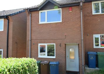 Thumbnail 2 bed semi-detached house to rent in Vardon Close, Stafford