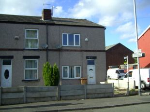 Thumbnail 2 bed end terrace house to rent in Crow Lane West, Newton-Le-Willows