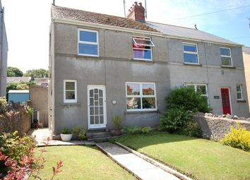 Thumbnail 3 bed semi-detached house for sale in St Johns Croft, Tenby, Pembrokeshire
