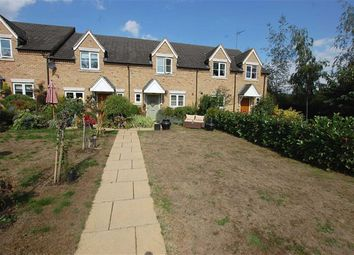 Thumbnail 2 bed terraced house to rent in Sacombe Mews, Bragbury Manor, Stevenage, Hertfordshire