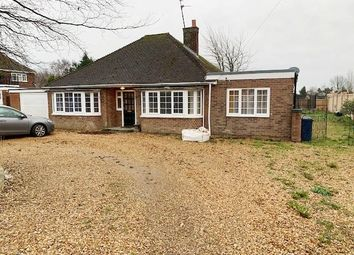 Thumbnail 4 bed bungalow to rent in Coates Road, Coates, Peterborough