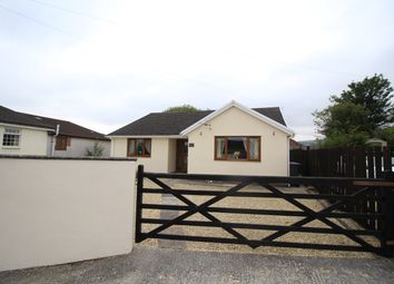 Thumbnail 3 bed detached bungalow for sale in Stanley Road, Garndiffaith, Pontypool