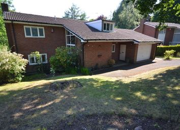 Thumbnail 4 bedroom detached house for sale in Southwood, Baldwins Gate, Newcastle-Under-Lyme