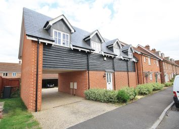 Thumbnail 2 bedroom flat to rent in Lord Nelson Drive, New Costessey, Norwich
