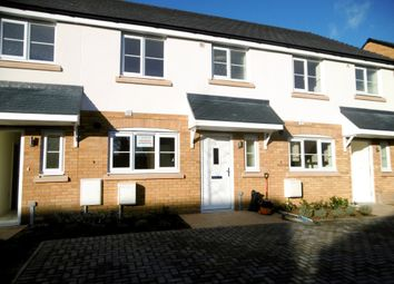 Thumbnail 3 bedroom terraced house to rent in Mulberry Gardens, Great Cornard, Sudbury