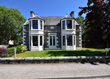 Thumbnail 2 bed flat for sale in Woodside Avenue, Grantown-On-Spey
