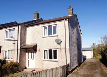 Thumbnail 3 bed semi-detached house for sale in School Gardens, Fletchertown, Wigton, Cumbria