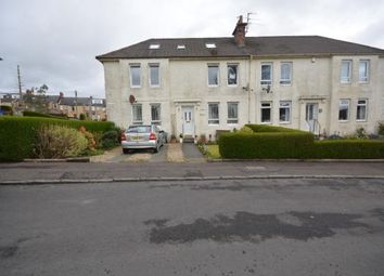 Thumbnail 4 bed flat for sale in Lennox Crescent, Kilmarnock