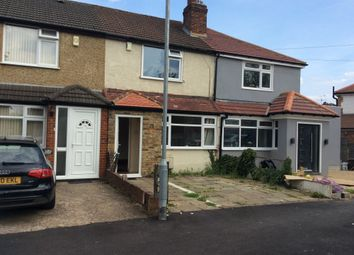3 bed terraced house to rent in Warwick Crescent, Hayes, Middlesex UB4
