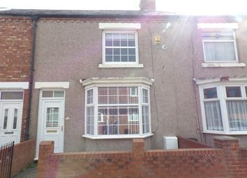 Thumbnail 2 bed terraced house to rent in Bowman Street, Darlington