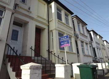Thumbnail 4 bed terraced house to rent in Roedale Road, Brighton