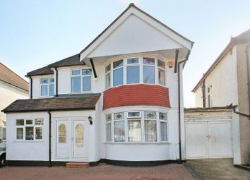 Thumbnail 5 bed detached house to rent in Kings Way, Harrow