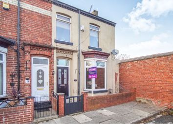 Thumbnail 4 bed end terrace house for sale in Close Street, Darlington