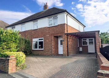 Sheppey Road, Loose, Maidstone, Kent ME15. 3 bed semi-detached house