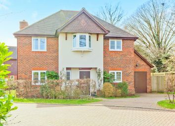 Thumbnail 4 bed detached house for sale in Wintons Close, Burgess Hill