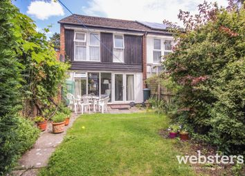 Thumbnail 3 bed semi-detached house to rent in The Plantation Christchurch Road, Norwich