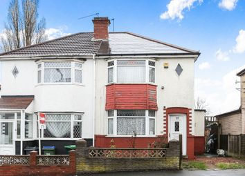 Thumbnail 2 bed semi-detached house for sale in Coles Lane, West Bromwich