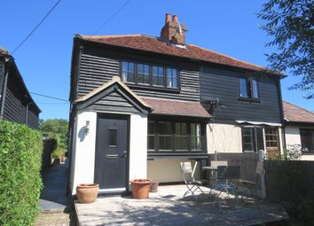 Thumbnail 3 bedroom cottage for sale in Mores Lane, Pilgrims Hatch, Brentwood
