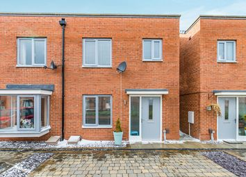 Thumbnail 3 bed semi-detached house for sale in Paton Way, Darlington