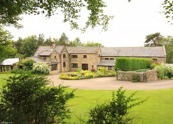Thumbnail 6 bed detached house for sale in Allen Lane, Tansley, Derbyshire