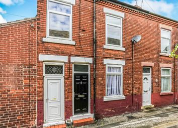 Thumbnail 2 bedroom end terrace house for sale in Shaw Street, Worksop
