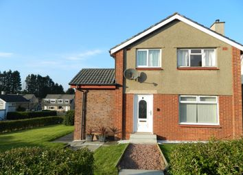 Thumbnail 3 bed detached house for sale in Springfield Gardens, Lanark