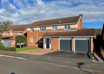 Thumbnail Detached house for sale in Pickering Road, Leicester