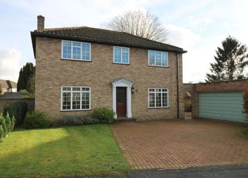 Thumbnail 4 bed detached house for sale in Beauforts, Englefield Green