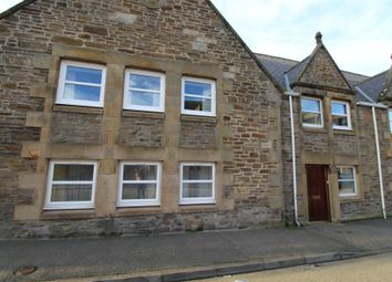 Thumbnail 2 bed flat for sale in Pringle Court, Buckie