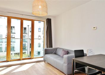 Thumbnail 1 bed flat for sale in Queen Marys House, 1 Holford Way, London