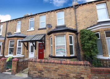 Thumbnail 3 bed terraced house for sale in Gordon Street, Scarborough