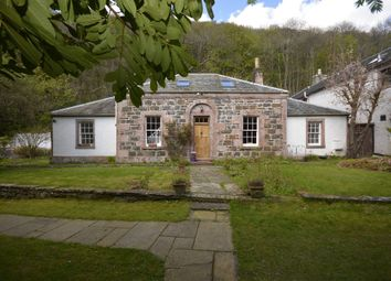 Thumbnail 4 bed cottage for sale in Woodhill Cottage, Woodland Park, Alva, Stirling