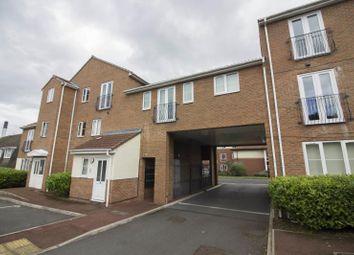 Thumbnail 2 bed flat to rent in Queens Court, Warren Road, Hartlepool