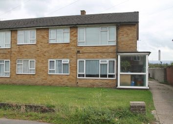 Thumbnail 2 bed maisonette to rent in North Road, Purfleet, Essex