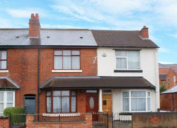 Thumbnail 3 bedroom terraced house to rent in Taylor Road, Kings Heath, Birmingham