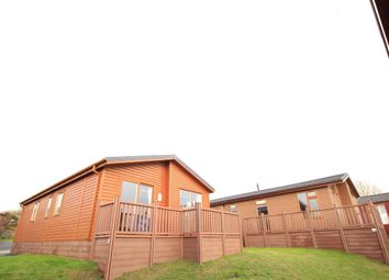 Thumbnail 3 bed bungalow for sale in Port Haverigg Holiday Village, Haverigg, Millom