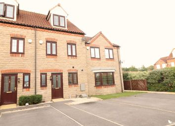 Thumbnail 3 bed terraced house to rent in Barnard Meadows, Kirton Lindsey, Gainsborough