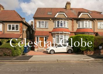 Thumbnail 5 bed semi-detached house for sale in Holden Road, London