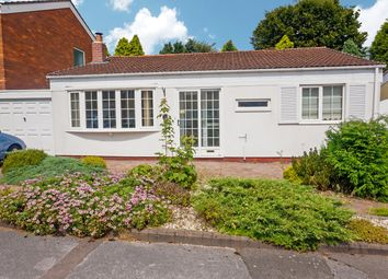 Thumbnail 3 bed detached bungalow for sale in Queensway, Streetly, Sutton Coldfield