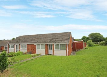 Thumbnail 2 bed terraced bungalow to rent in Repton Road, Hartshorne, Swadlincote
