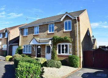 Thumbnail 3 bed semi-detached house for sale in Ascot Close, Chippenham, Wiltshire