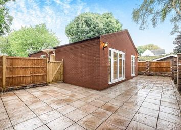 Thumbnail 3 bed bungalow for sale in Wood Street, Longton, Stoke-On-Trent