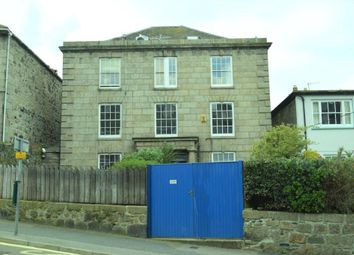 Thumbnail 1 bed flat to rent in Connaught Villas, Royal Square, St. Ives, Cornwall