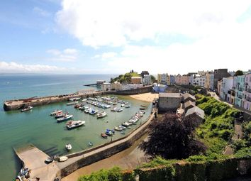 Thumbnail 5 bedroom town house for sale in Harbour Heights, Crackwell Street, Tenby